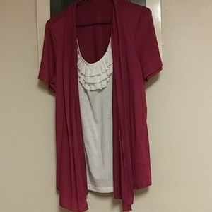Womens business casual top